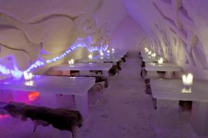 Arctic SnowHotel & Glass Igloos (14 of 33)