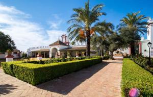 Hacienda de Orán, Hotely  Los Palacios y Villafranca - big - 17
