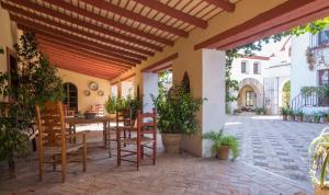 Hacienda de Orán, Hotely  Los Palacios y Villafranca - big - 16