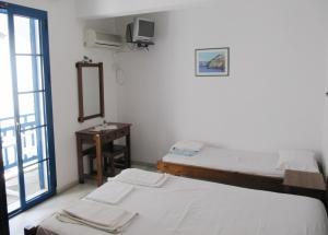 Alkion Studios, Appartamenti  Naxos Chora - big - 8
