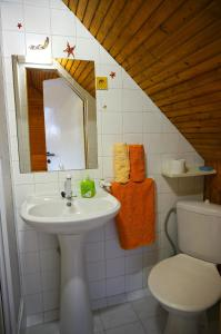 Penzion a drevenica pri Hati, Guest houses  Terchová - big - 6