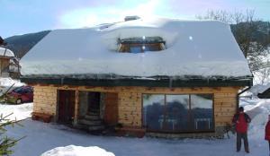 Penzion a drevenica pri Hati, Guest houses  Terchová - big - 27