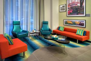 Courtyard by Marriott New York Manhattan/Chelsea, Hotels  New York - big - 13