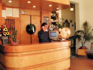 Hotel Parma Mare, Hotely  Marina di Massa - big - 21