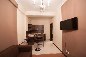 Gornaya Rezidentsiya Aparthotel, Aparthotels  Estosadok - big - 29