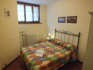 B&B Casale Virgili, Bed & Breakfast  Siena - big - 17