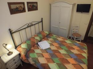 B&B Casale Virgili, Bed & Breakfast  Siena - big - 18