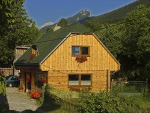 Penzion a drevenica pri Hati, Penziony  Terchová - big - 38