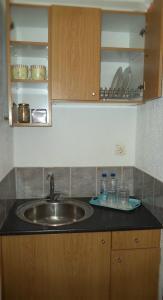 Gefyra Hotel, Hotels  Agios Nikolaos - big - 5