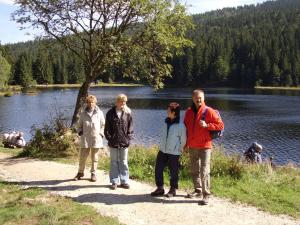 Ferienwohnungen Claus, Apartmanok  Frauenau - big - 20