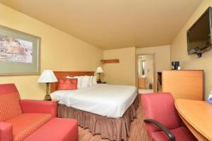 Americas Best Value Inn Lakewood South Tacoma, Motelek  Lakewood - big - 7