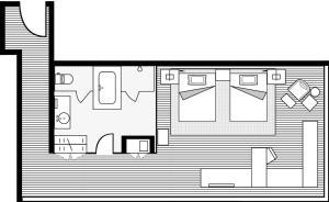 Deluxe Premier Room With Two Queen Beds