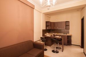 Gornaya Rezidentsiya Aparthotel, Aparthotels  Estosadok - big - 36
