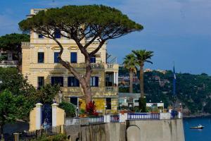 Villa La Terrazza, Apartmanok  Sorrento - big - 30