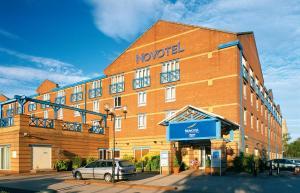 Novotel Wolverhampton City Centre