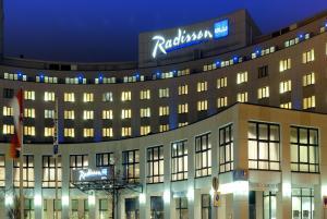 Radisson Blu Hotel Cottbus, Hotels  Cottbus - big - 19