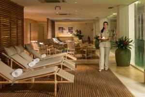 Sofitel Jequitimar Guaruja, Hotely  Guarujá - big - 33
