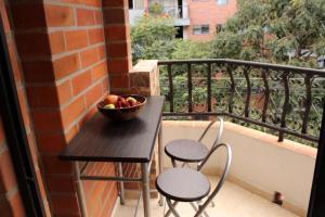 Zojo Apartamentos, Appartamenti  Medellín - big - 8