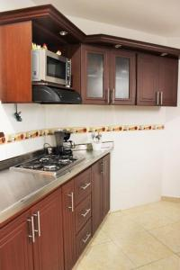 Zojo Apartamentos, Appartamenti  Medellín - big - 24