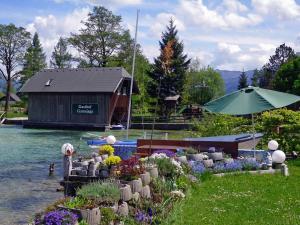 Haus Seehof, Pensionen  Sankt Gilgen - big - 12