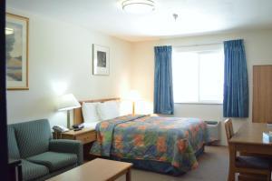 1-værelseslejlighed med kingsize-seng - ikkeryger