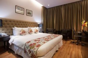 Hotel Athena, Hotels  New Delhi - big - 3
