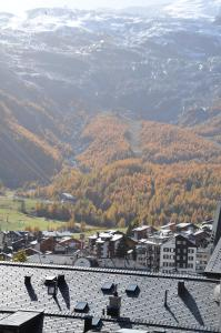 Apartmenthaus Holiday, Apartments  Saas-Fee - big - 38