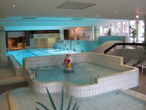 Appartements im Predigtstuhl Resort, Apartmanok  Sankt Englmar - big - 15
