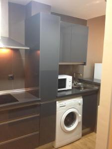 AB Apartamentos H2O, Апартаменты  Малага - big - 4