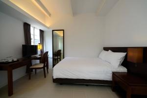 Heritage Lodge, Hotels  Hongkong - big - 7