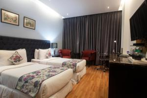 Hotel Athena, Hotels  New Delhi - big - 8