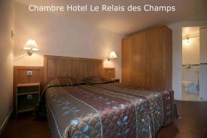 Hotel Le Relais des Champs, Hotels  Eugénie-les-Bains - big - 3
