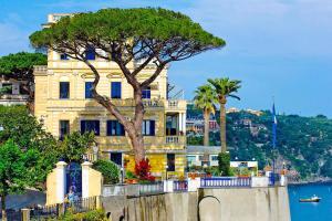 Villa La Terrazza, Apartmanok  Sorrento - big - 32