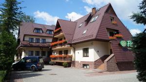 Ośrodek Hotelarski Fian, Penzióny  Zakopané - big - 46
