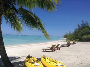 Aitutaki Seaside Lodges