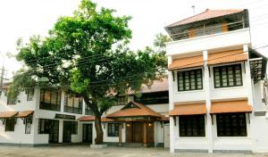 The Trivandrum Hotel, Отели  Тривандрум - big - 25