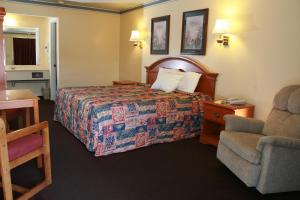 Claremore Motor Inn, Motelek  Claremore - big - 2