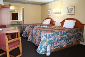 Claremore Motor Inn, Motels  Claremore - big - 4