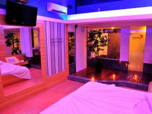 Motel Sunny (Adult Only), Hodinové hotely  Belo Horizonte - big - 29