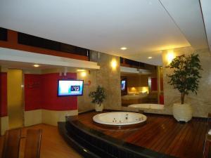 Motel Sunny (Adult Only), Hodinové hotely  Belo Horizonte - big - 26