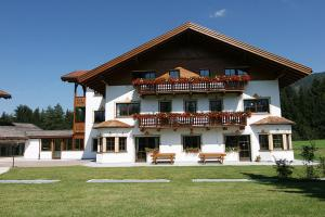 Apartments Hubertushof, Aparthotels  Toblach - big - 18