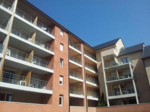 Résidence Foch, Apartmánové hotely  Lurdy - big - 38