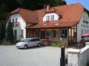 Penzion U hamru, Vendégházak  Český Krumlov - big - 36