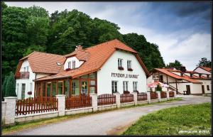 Penzion U hamru, Vendégházak  Český Krumlov - big - 19