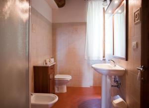 Relais Villa Belvedere, Apartmánové hotely  Incisa in Valdarno - big - 21