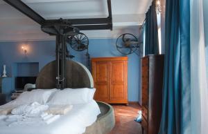 Relais Villa Belvedere, Apartmánové hotely  Incisa in Valdarno - big - 48