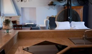 Relais Villa Belvedere, Apartmánové hotely  Incisa in Valdarno - big - 38