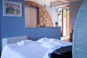 Relais Villa Belvedere, Apartmánové hotely  Incisa in Valdarno - big - 31