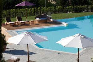 Relais Villa Belvedere, Apartmánové hotely  Incisa in Valdarno - big - 130