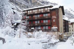 Hotel Alpina - Zermatt